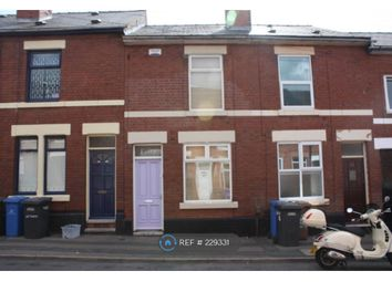 Thumbnail 3 bed terraced house to rent in Peach Street, Derby