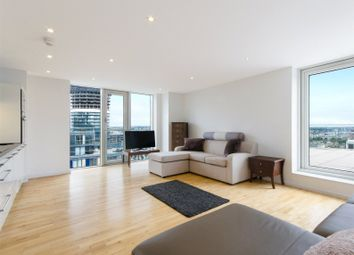 Thumbnail 2 bed flat to rent in Ability Place, 37 Millharbour