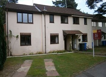 Thumbnail 3 bed end terrace house to rent in Swift Close, Creekmoor, Poole, Dorset