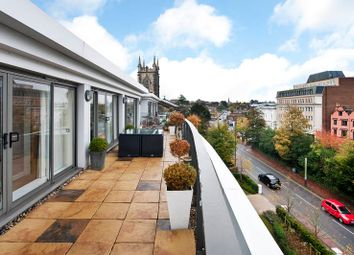Thumbnail 3 bed flat to rent in Norfolk Heights, Church Road, Tunbridge Wells