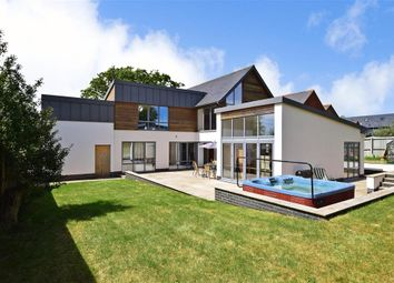 Thumbnail 5 bed detached house for sale in Wyatts Lane, Northwood, Isle Of Wight