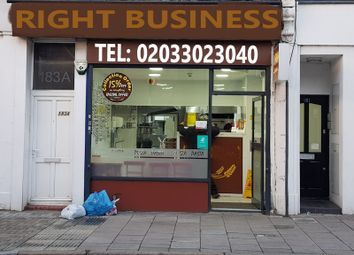 Thumbnail Restaurant/cafe for sale in Haydons Road, London