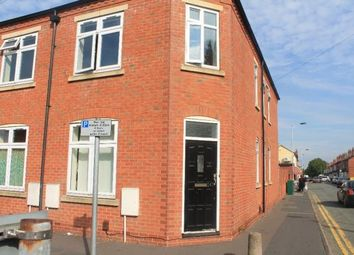 Thumbnail 1 bedroom flat to rent in Raby Street, Wolverhampton