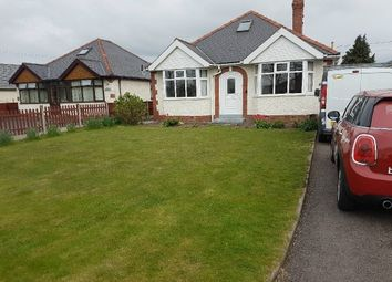 Thumbnail 3 bed detached bungalow to rent in Roman Road, Holmer, Hereford