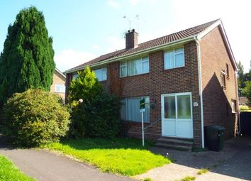 Thumbnail 3 bed semi-detached house for sale in Fair Oak, Eastleigh, Hampshire