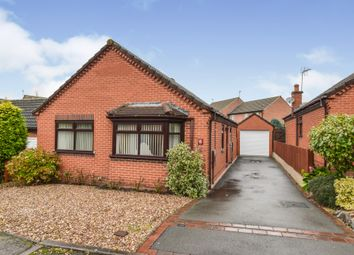 Thumbnail 3 bed detached bungalow for sale in Forsyth Close, Loughborough