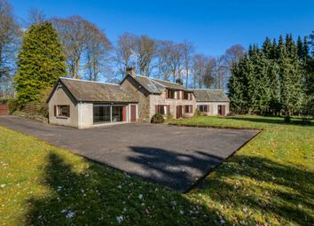 Thumbnail 4 bed detached house for sale in Lochay, Crieff