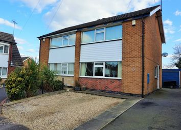 Thumbnail 2 bed semi-detached house for sale in Brisbane Drive, Stapleford