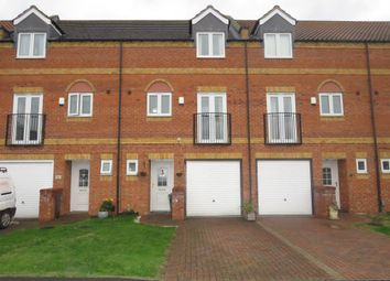 Thumbnail 3 bed terraced house for sale in St James Place, North Hykeham, Lincoln