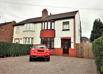 Thumbnail 3 bed semi-detached house for sale in King Street, Northwich