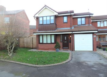Thumbnail 4 bed detached house to rent in Nursery Drive, Nursery Drive, Staffs, Staffs