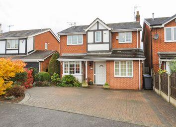 Thumbnail 4 bed detached house for sale in Skeldale Drive, Chesterfield