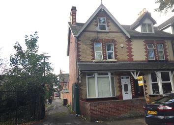 Thumbnail 3 bed shared accommodation to rent in Room 7, 4 Vaughan Avenue, Doncaster, South Yorks