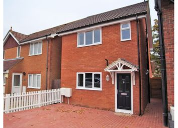 Thumbnail 4 bed detached house for sale in Wilson Avenue, Rochester