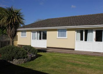 Thumbnail 2 bed property for sale in Meadowside Holiday Bungalows, Clay Park, Manorbier