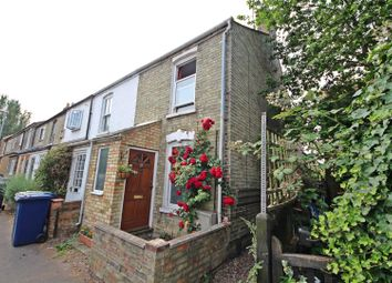 Thumbnail 2 bedroom end terrace house for sale in Brookfields, Cambridge