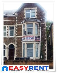 Thumbnail 3 bed terraced house to rent in Miskin Street, Cardiff