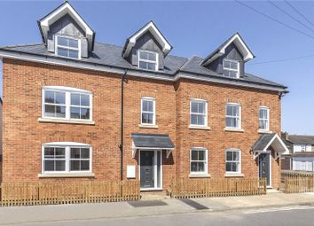 Thumbnail 3 bed end terrace house for sale in Laburnum Road, Chertsey, Surrey