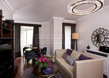 Thumbnail 1 bed flat to rent in Stanhope Gardens, Kensington