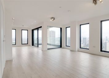 Thumbnail 2 bed flat to rent in Legacy Tower, 88 Great Eastern Road, London