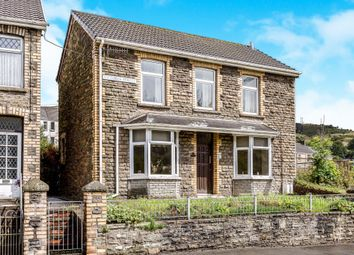 Thumbnail 3 bed detached house for sale in Victoria Street, Pontycymer, Bridgend