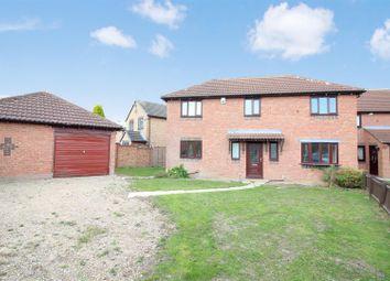 Thumbnail 4 bed detached house for sale in Pasture Way, Sherburn In Elmet, Leeds