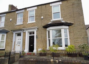Thumbnail 4 bed end terrace house for sale in Hexham Street, Bishop Auckland