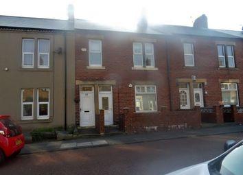 Thumbnail 3 bed flat for sale in York Street, Pelaw, Gateshead
