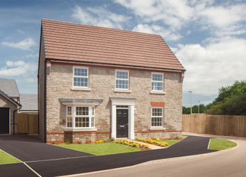 "Thumbnail 4 bedroom detached house for sale in ""Avondale"" at Tiverton Road, Cullompton"