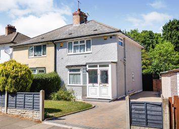 Thumbnail 3 bed semi-detached house for sale in Pendeen Road, Birmingham