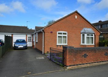 Thumbnail 3 bed detached bungalow for sale in Radmoor Road, Loughborough