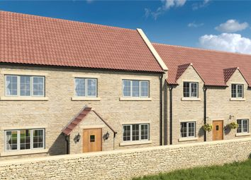 Thumbnail 3 bed semi-detached house for sale in Five Midsomer Cottages, 50% Share Value, Church Farm, Rode