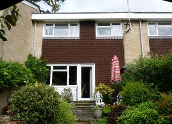 Thumbnail 3 bed terraced house to rent in St Swithins Close, Sherborne