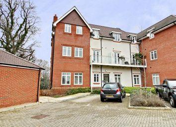 Thumbnail 2 bed flat for sale in Jubilee Drive, Church Crookham, Fleet