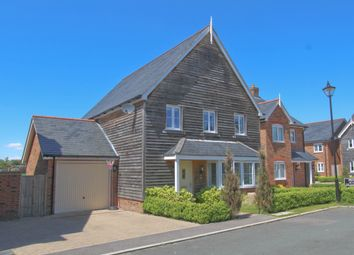 Thumbnail 4 bed detached house for sale in Trafalgar Rise, Clanfield, Waterlooville