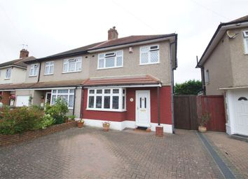 Thumbnail 3 bed semi-detached house for sale in Ronaldstone Road, Sidcup, Kent