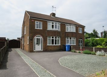 Thumbnail 3 bed semi-detached house for sale in Arundel Avenue, Mickleover, Derby