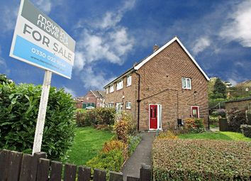 Thumbnail 3 bed semi-detached house for sale in Hardwick Street, Rotherham