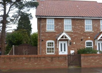 Thumbnail 2 bedroom end terrace house to rent in White Street, Martham, Great Yarmouth
