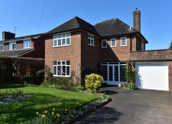 Thumbnail 3 bed detached house for sale in Kidderminster Road, Bromsgrove