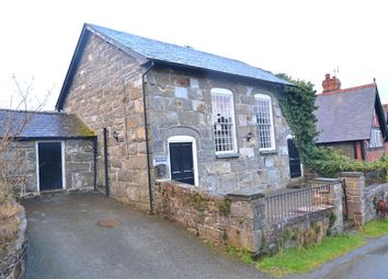 Thumbnail 3 bed detached house for sale in The Old Chapel, Bont Dolgadfan, Llanbrynmair