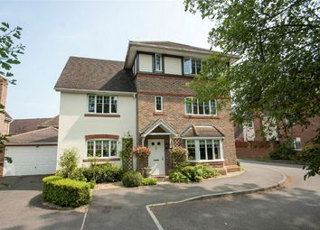 Thumbnail 4 bed detached house for sale in Paulet Close, Fleet