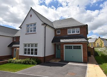 4 bed detached house for sale in Vickery Close, Saxon Brook, Exeter EX1