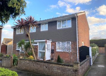 3 bed semi-detached house for sale in St Christophers Gardens, Gosport, Hampshire PO13