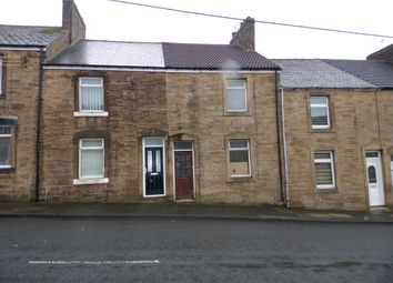 Thumbnail 2 bed terraced house to rent in Park Road, Blackhill, Consett