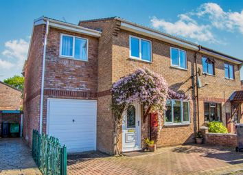 Thumbnail 4 bedroom semi-detached house for sale in Oakmeadow Drive, St. Mellons, Cardiff
