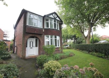 Thumbnail 3 bed detached house for sale in Ambleside Road, Flixton, Urmston, Manchester