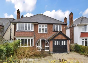 Thumbnail 4 bedroom detached house for sale in Priory Road, West Bridgford