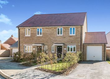 2 bed terraced house for sale in Milton Hill, Milton, Abingdon OX14