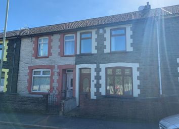 Thumbnail 3 bed terraced house for sale in The Parade, Ferndale